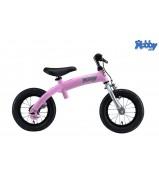 Велобалансир+велосипед Hobby-bike RT original pink aluminium