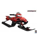 35082 Снегокат Snow Moto Polaris Dragon Red