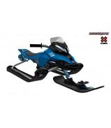 37012 Снегокат Snow Moto X Games MXZ-X Blue